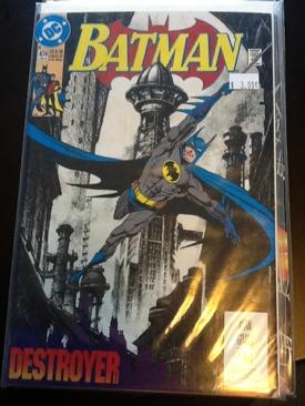 Batman - 474 cover