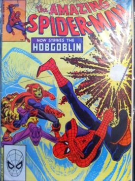 The Amazing Spider-man - 239 cover