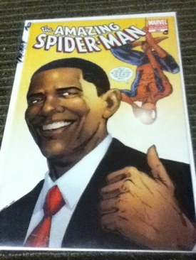 The Amazing Spider-man - 583 cover