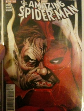 The Amazing Spider-man - 627 cover