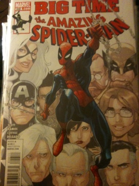 The Amazing Spider-man - 648 cover