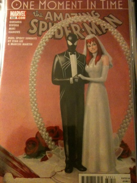 The Amazing Spider-man - 639 cover