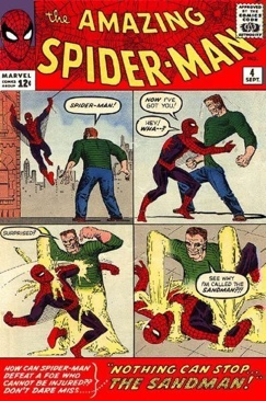 The Amazing Spider-man - 4 cover