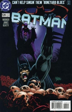 Batman - 539 cover