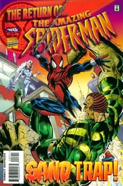 The Amazing Spider-man - 407 cover