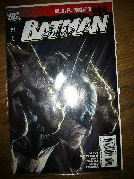 Batman - 681 cover