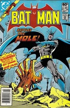Batman - 340 cover