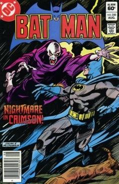 Batman - 350 cover