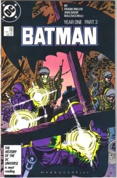 Batman - 406 cover
