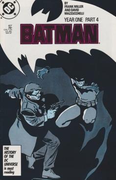 Batman - 407 cover