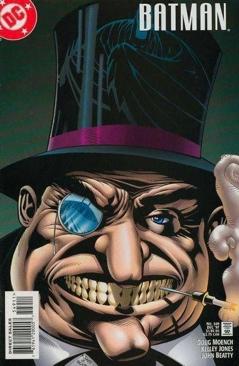 Batman - 549 cover