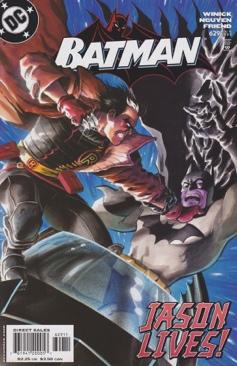 Batman - 629 cover