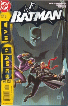 Batman - 632 cover