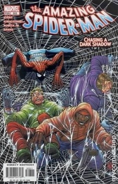 The Amazing Spider-man - 503 cover