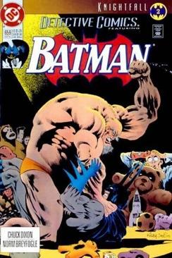 Detective Comics - 659 cover