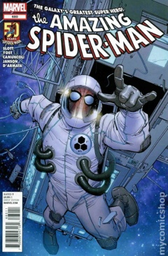 The Amazing Spider-man - 680 cover