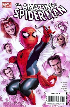 The Amazing Spider-man - 605 cover