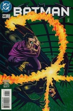 Batman - 548 cover