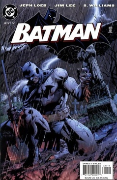 Batman - 617 cover