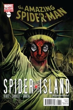 The Amazing Spider-man - 666 cover