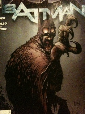 Batman - 6 cover