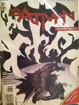 Batman - 7 cover