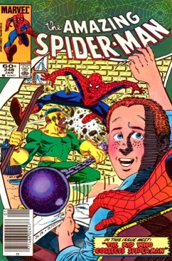 The Amazing Spider-man - 248 cover
