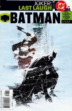 Batman - 596 cover