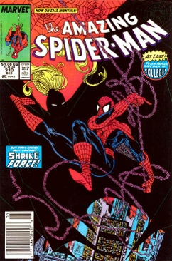 The Amazing Spider-man - 310 cover