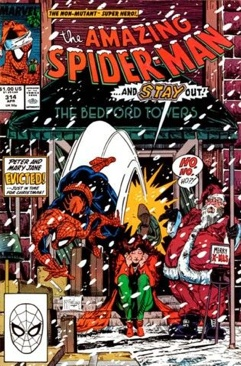 The Amazing Spider-man - 314 cover