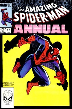 The Amazing Spider-man - 17 cover