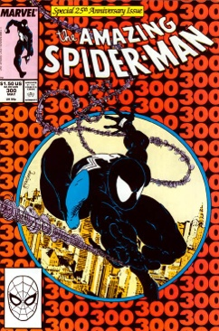 The Amazing Spider-man - 300 cover
