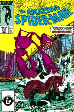 The Amazing Spider-man - 292 cover