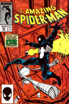 The Amazing Spider-man - 291 cover