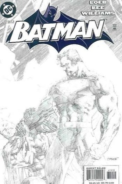 Batman - 612 cover