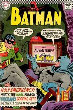 Batman - 183 cover