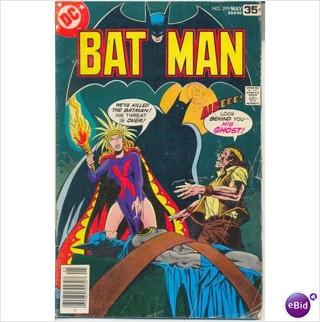 Batman - 299 cover