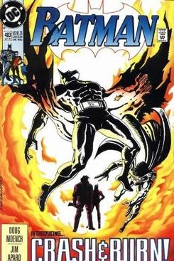 Batman - 483 cover