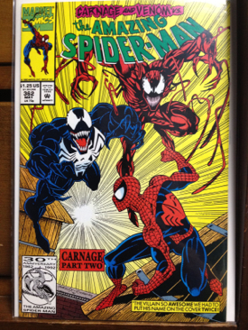 The Amazing Spider-man - 362 cover