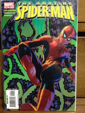The Amazing Spider-man - 524 cover
