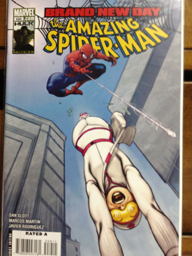 The Amazing Spider-man - 559 cover