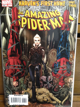 The Amazing Spider-man - 567 cover