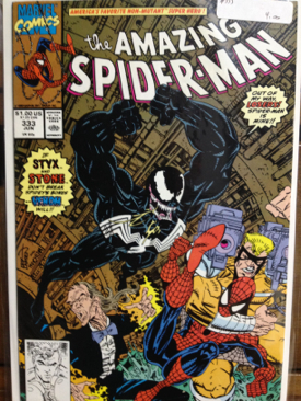 The Amazing Spider-man - 333 cover