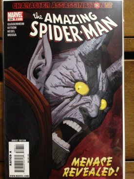 The Amazing Spider-man - 586 cover