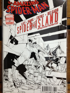 The Amazing Spider-man - 667 cover