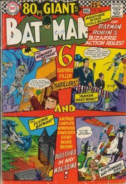 Batman - 193 cover