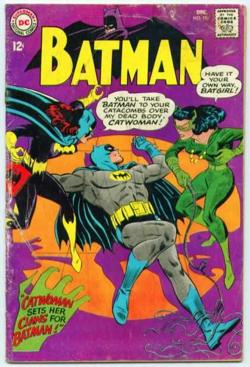 Batman - 197 cover