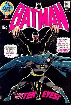 Batman - 226 cover