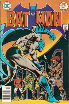 Batman - 282 cover