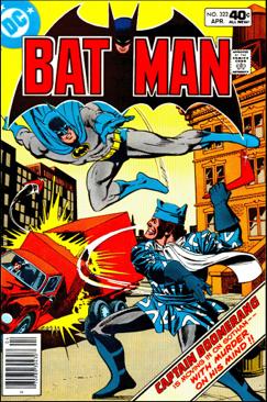 Batman - 322 cover